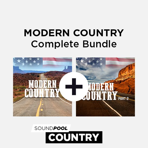Modern Country - Complete Bundle