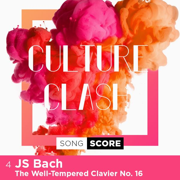 JS Bach - The Well-Tempered Clavier No. 16