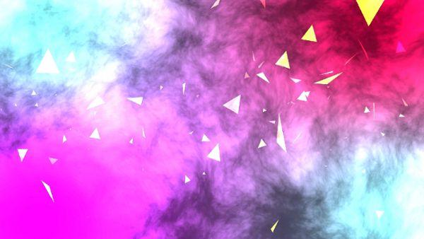 Triangle Confetti