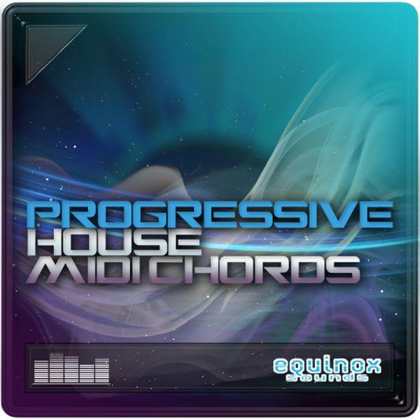 Progressive House MIDI Chords