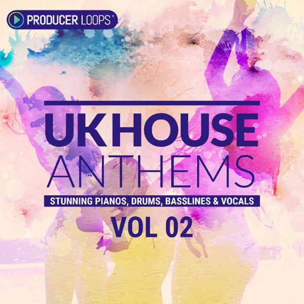 UK House Anthems Vol 2