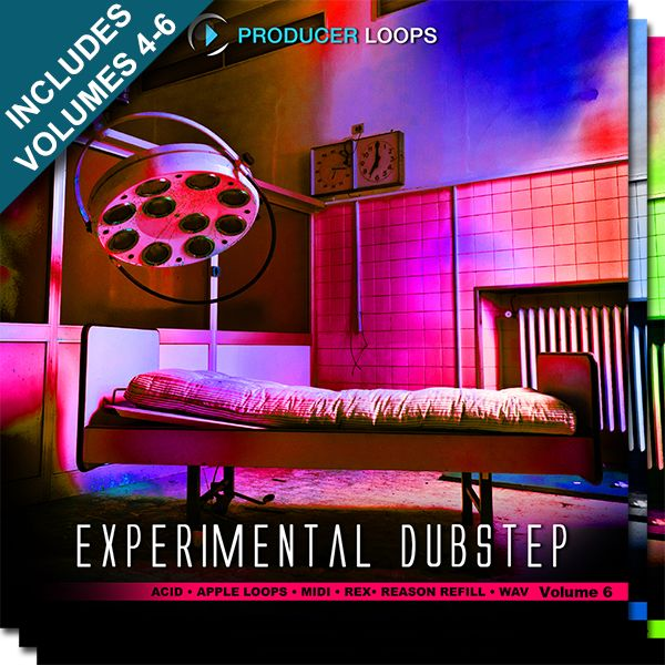 Experimental Dubstep Bundle (Vols 4-6)
