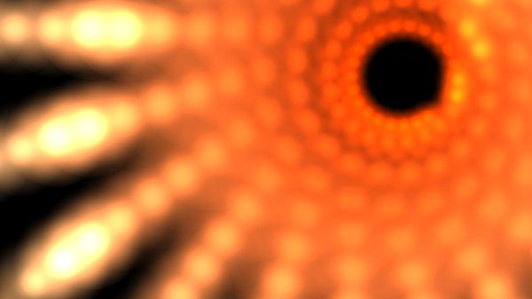 Circling light