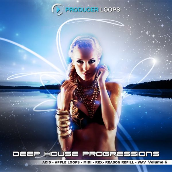 Deep House Progressions Vol 6
