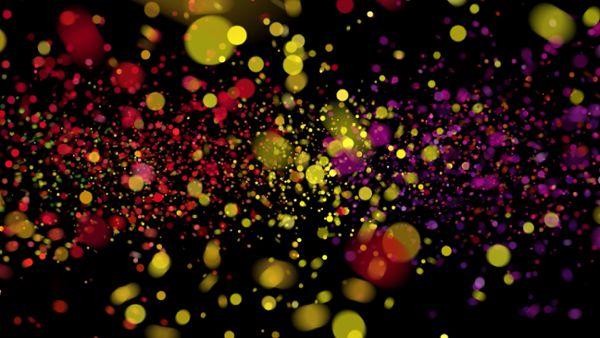 Particles Motion 2