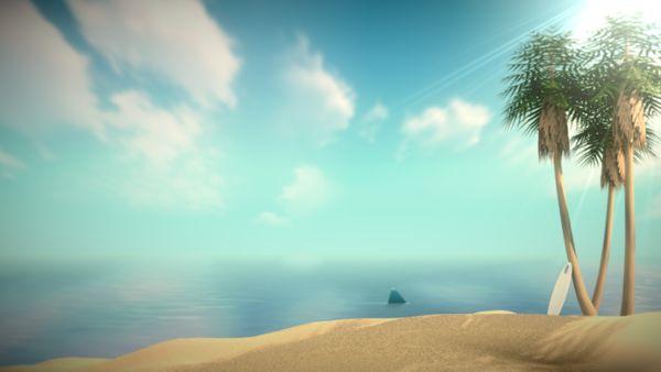 HD Beach loop