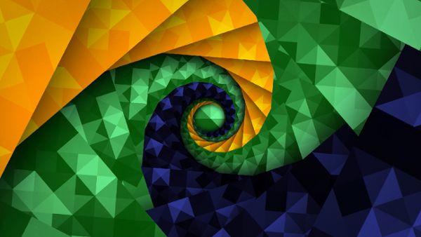 Fractal Twirl