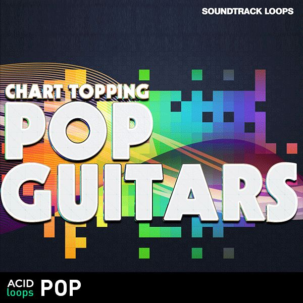 Chart Topping Pop Guitars