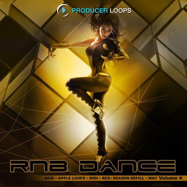RnB Dance Vol 4