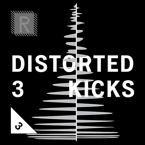 Distorted Kickdrums 3