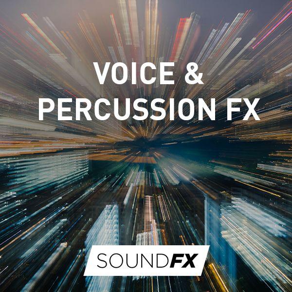 Voice & Percussion Fx