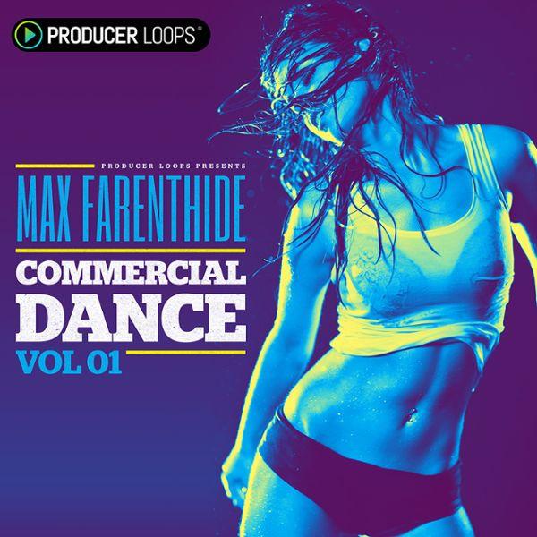 Max Farenthide: Commercial Dance Vol 1