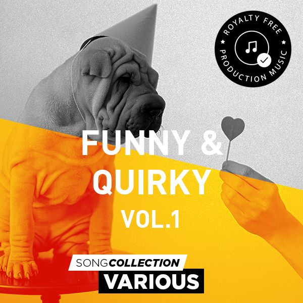 Funny & Quirky - Royalty Free Production Music