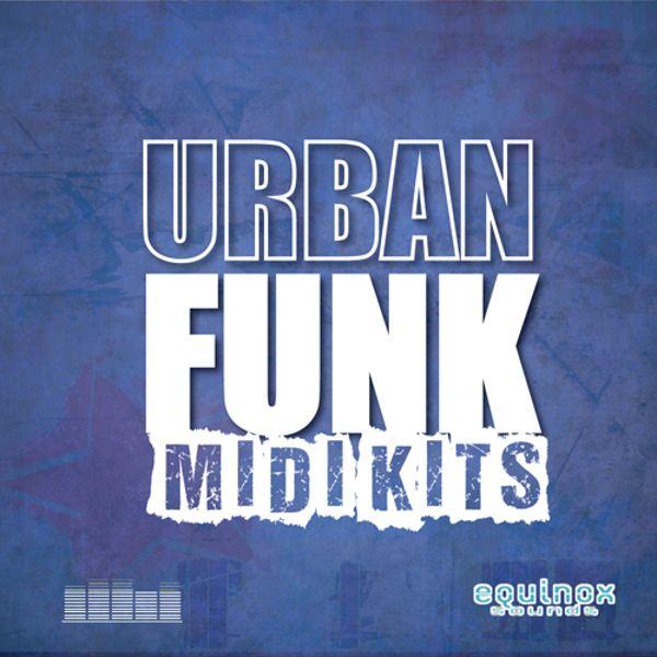 Urban Funk MIDI Kits