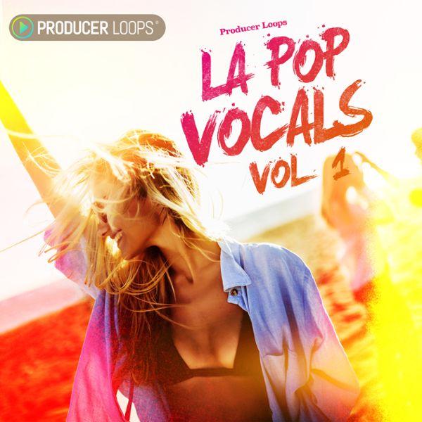LA Pop Vocals Vol 1