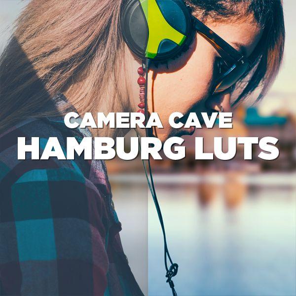 Camera Cave Hamburg LUTs