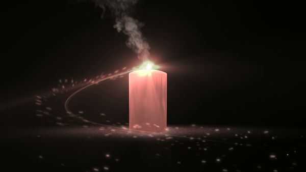 Candle light animation-1