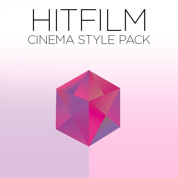 HitFilm - Cinema Style Pack