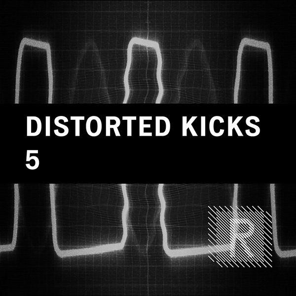 Distorted Kickdrums 5