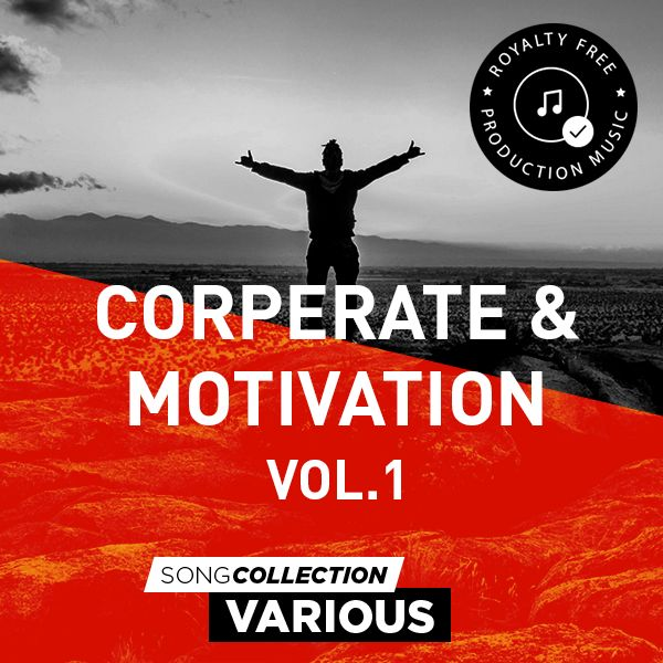 Corporate & Motivation Vol. 1 - Royalty Free Production Music