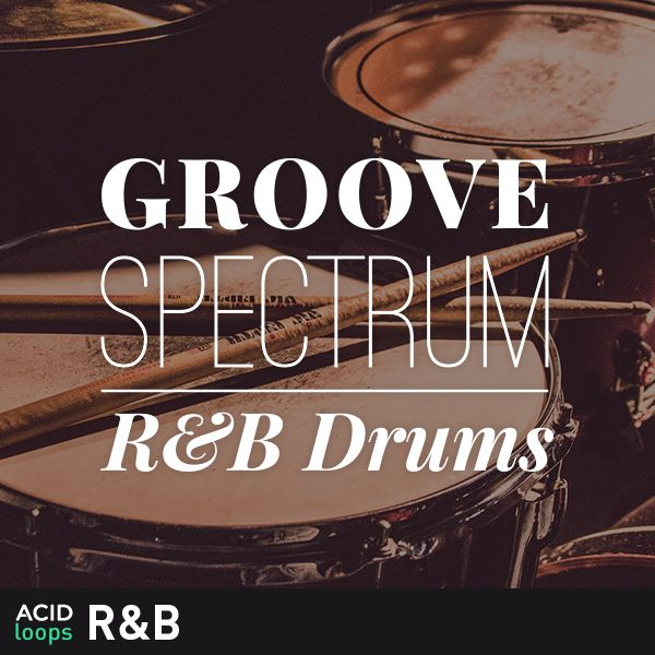 Groove Spectrum - R&B Drums