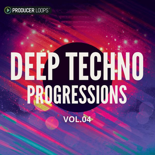 Deep Techno Progressions Vol 4