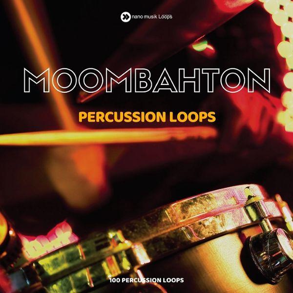 Moombahton Percussion Loops