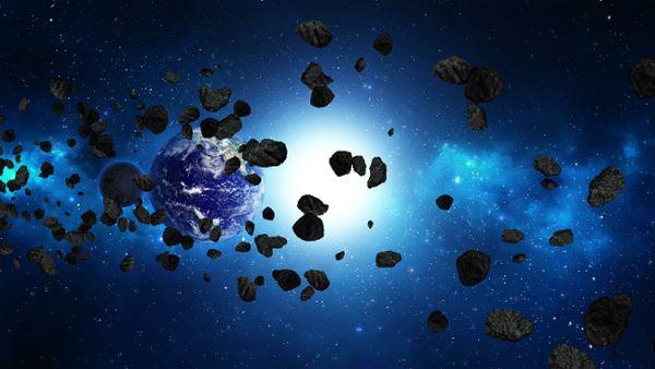 Earth in Universe