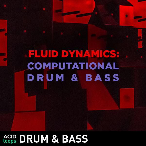 Fluid Dynamics - Computational Drum & Bass