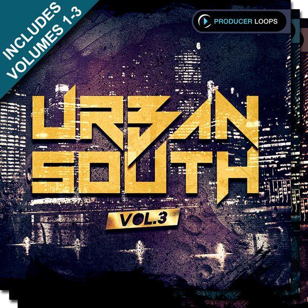 Urban South Bundle (Vols 1-3)