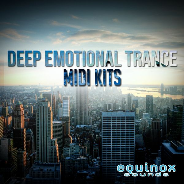 Deep Emotional Trance MIDI Kits