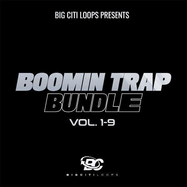 Boomin Trap Bundle (Vols 1-9)