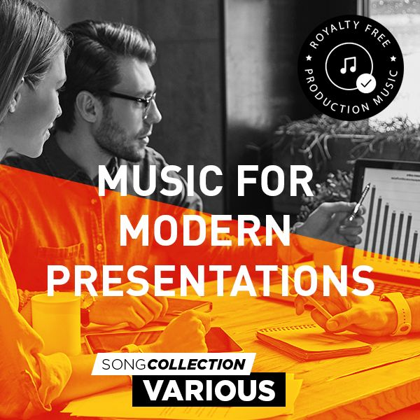 Music For Modern Presentations - Royalty Free Production Music