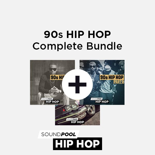 90s Hip Hop - Complete Bundle