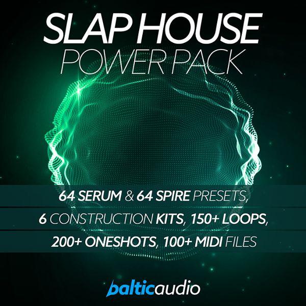 Slap House Power Pack