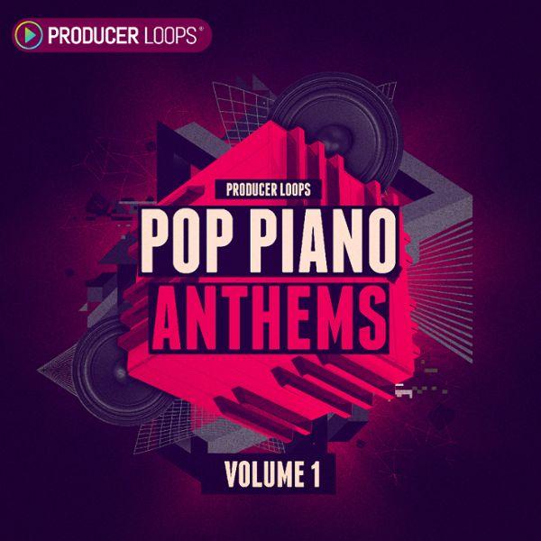 Pop Piano Anthems Vol 1