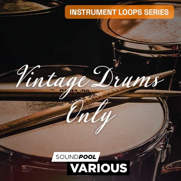 Vintage Drums Only