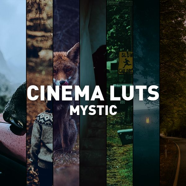 Cinema LUTs Mystic