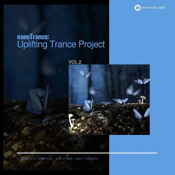 nanoTRANCE: Uplifting Trance Project Vol 2