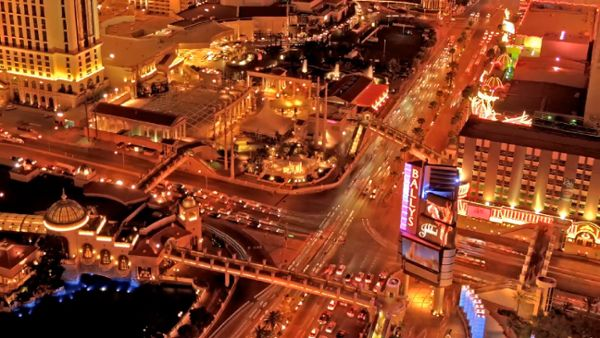 Electric Night Las Vegas