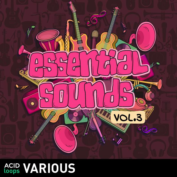 Essential Sounds Vol. 3