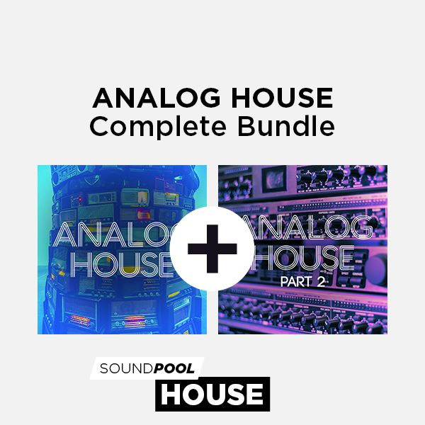 House - Analog House - Complete Bundle