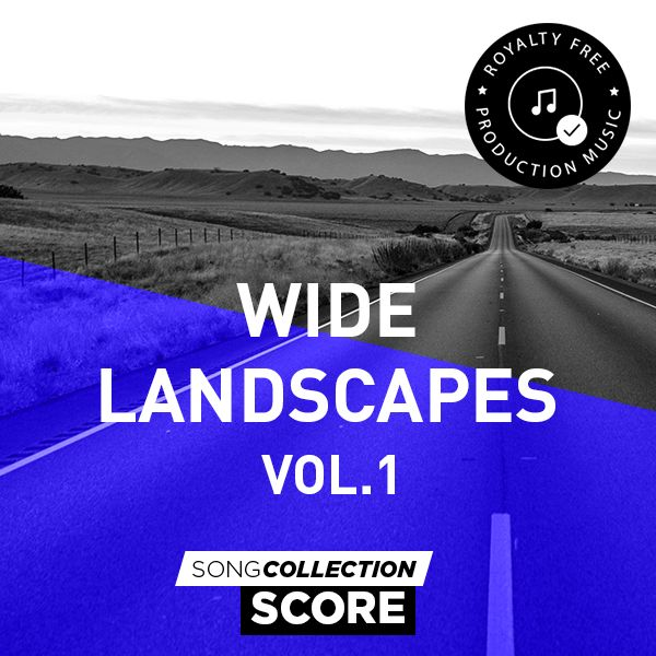 Wide Landscapes Vol. 1 - Royalty Free Production Music