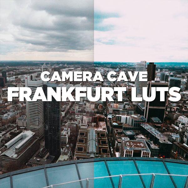 Camera Cave Frankfurt LUTs