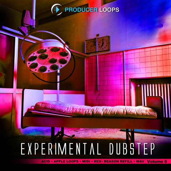 Experimental Dubstep Vol 6