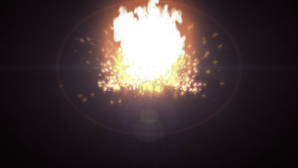 Atomic explosion-2