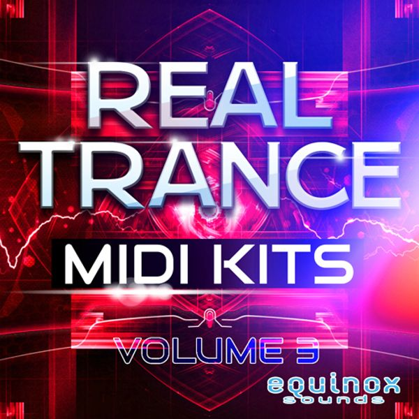 Real Trance MIDI Kits Vol 3