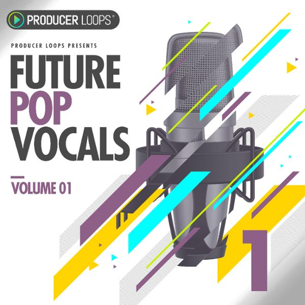 Future Pop Vocals Vol 1