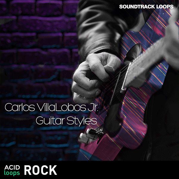 Carlos Villalobos Jr. Guitar Styles