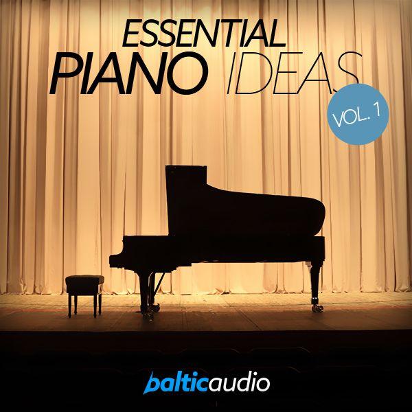 Essential Piano Ideas Vol 1